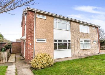 Thumbnail 3 bed semi-detached house for sale in Crawley Road, Thornaby, Stockton-On-Tees