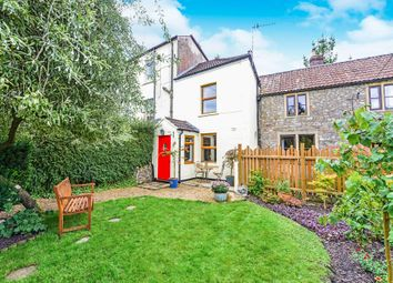Thumbnail 2 bed terraced house for sale in The Old Post Office, Oakhill, Radstock