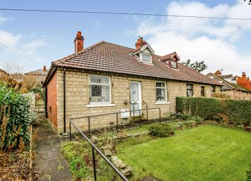 Thumbnail 3 bed semi-detached bungalow for sale in Penistone Road, Waterloo, Huddersfield