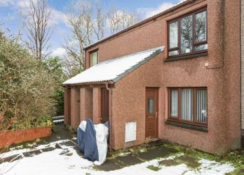 Thumbnail 1 bed property for sale in Arns Grove, Alloa, Clackmannanshire