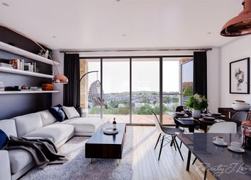 Thumbnail 1 bed flat for sale in Wellington Quarter, London