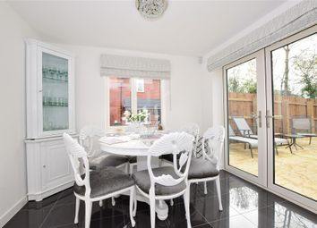 Thumbnail 4 bed detached house for sale in Radwinter Close, Wickford, Essex