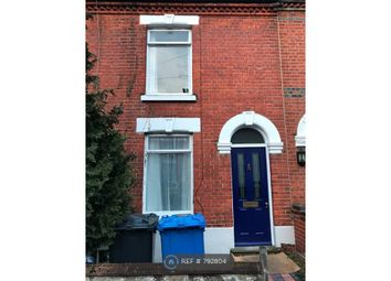 Thumbnail 3 bed terraced house to rent in Glebe Road, Norwich