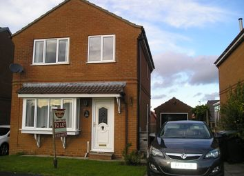 Thumbnail 3 bed detached house to rent in Dickens Road, Malton