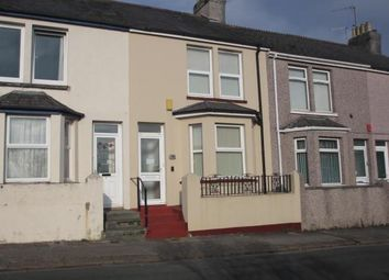 Thumbnail 2 bed terraced house to rent in Florence Street, St.Budeaux, Plymouth, Devon