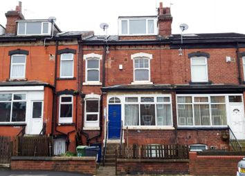 Thumbnail 2 bed terraced house for sale in Strathmore Avenue, Leeds