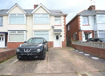 Thumbnail 4 bed semi-detached house for sale in Woodville Road, Exeter, Devon
