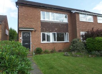 Thumbnail 2 bed property to rent in Muswell Close, Solihull