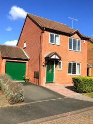 Thumbnail 3 bed detached house to rent in Talavera Road, Brockhill Village, Norton, Worcester