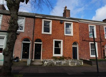 Thumbnail 6 bed terraced house for sale in Warwick Road, Carlisle, Cumbria
