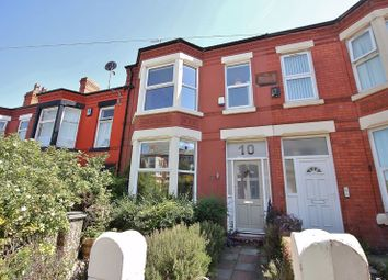 Thumbnail 3 bed terraced house for sale in St Vincent Road, Wallasey, Wirral