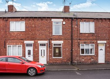 Thumbnail 2 bed terraced house for sale in Ivy Street, Featherstone, Pontefract
