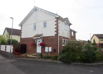 Thumbnail 2 bed semi-detached house for sale in Goldcrest Close, Weymouth