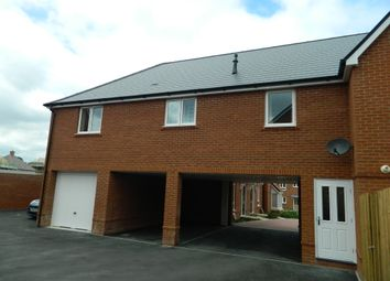 Thumbnail 2 bed flat to rent in Saunders Way, Basingstoke