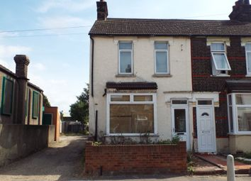 Thumbnail 3 bed semi-detached house for sale in Foxton Road, Grays, Essex