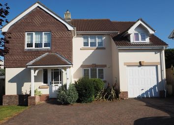 Thumbnail 4 bed detached house for sale in Fairway, Carlyon Bay, St. Austell