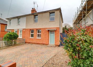 Thumbnail 3 bed semi-detached house for sale in Foxwell Street, Worcester