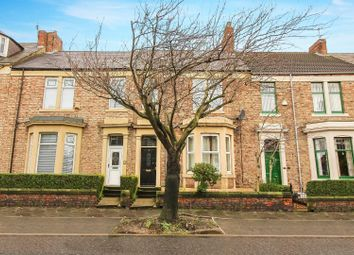 Thumbnail 5 bed terraced house for sale in Hylton Terrace, North Shields