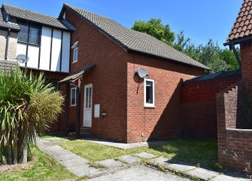 Thumbnail 1 bed terraced house for sale in Springfield Lane, Brackla, Bridgend.