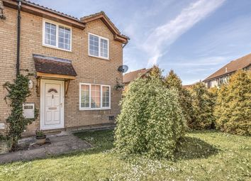 Thumbnail 3 bed end terrace house for sale in Wagner Close, Browns Wood, Milton Keynes