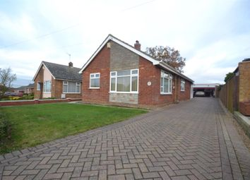Thumbnail 3 bed detached bungalow for sale in Spixworth, Norwich
