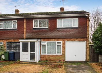 3 bed end terrace house for sale in Totteridge Drive, High Wycombe HP13