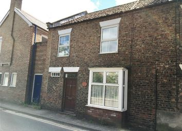Thumbnail 3 bed cottage to rent in Little Lane, Easingwold, York