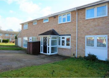 Thumbnail 3 bed terraced house for sale in Sheldrake Gardens, Lordswood, Southampton
