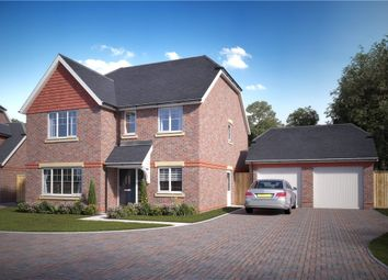 Thumbnail 4 bed detached house for sale in Waterloo Road, Wokingham, Berkshire