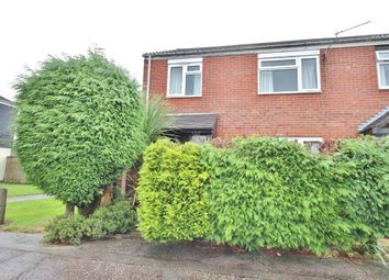 Thumbnail 3 bedroom end terrace house for sale in Desmond Drive, Old Catton, Norwich