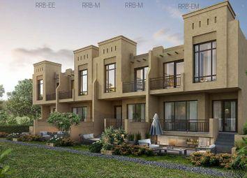 Thumbnail 3 bedroom town house for sale in Bait Al Aseel, Akoya Oxygen, Dubai Land, Dubai