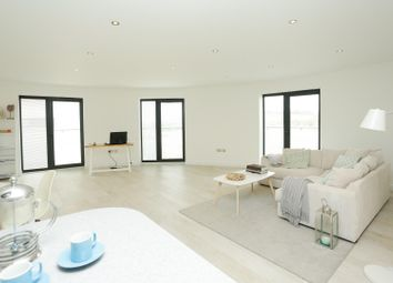 Thumbnail 2 bed flat for sale in Range Road, Hythe