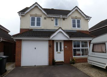 Thumbnail 4 bed detached house to rent in Cranmoor Green, Pilning, Bristol