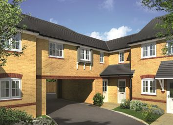 "Thumbnail 2 bed terraced house for sale in ""Banbury"" at Saxon Court, Bicton Heath, Shrewsbury"