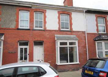 Thumbnail 4 bed terraced house for sale in Greenfield Street, Aberystwyth