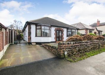 Thumbnail 3 bed detached bungalow for sale in Baddeley Green Lane, Stoke-On-Trent