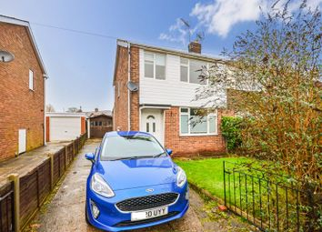3 bed semi-detached house for sale in 18 Burley Close, South Milford, Leeds LS25