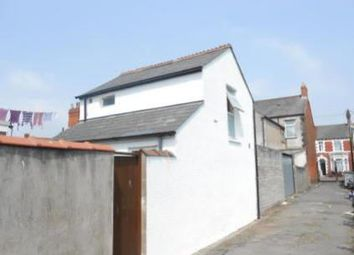 1 bed detached house for sale in Dorset Street, Cardiff CF11