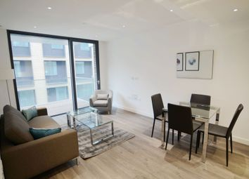 Thumbnail 1 bed flat to rent in Catalina House, Goodman's Field, London