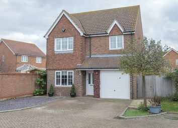 Thumbnail 4 bed detached house for sale in Eider Close, Herne Bay