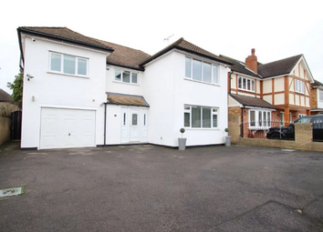 Thumbnail 4 bed detached house to rent in Nelmes Crescent, Hornchurch
