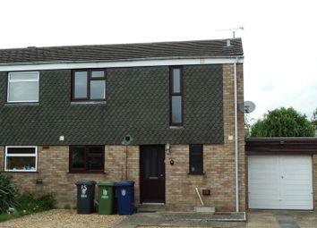 Thumbnail 3 bed semi-detached house to rent in Narrow Lane, Histon, Cambridge