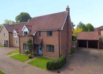 Thumbnail 4 bed detached house for sale in Thomas Christian Way, Bottisham, Cambridgeshire
