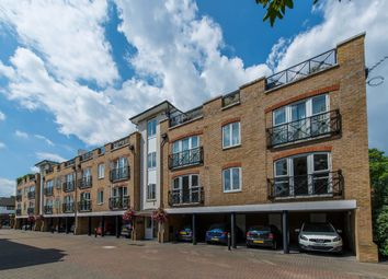Thumbnail 2 bed flat for sale in Millpond Place, Carshalton