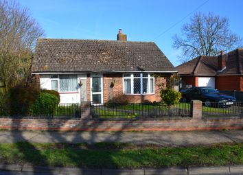 Thumbnail 2 bed detached bungalow for sale in Beatrice Avenue, Felixstowe