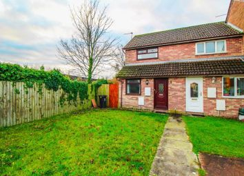 Thumbnail 1 bed semi-detached house to rent in Horwood Close, Splott, Cardiff