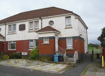 Thumbnail 2 bedroom flat to rent in Nicol Street, Airdrie, North Lanarkshire