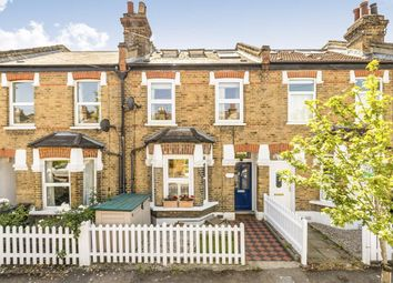 3 bed terraced house for sale in Goodenough Road, London SW19