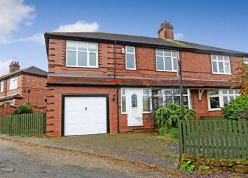 Thumbnail 3 bed semi-detached house for sale in Chapel Avenue, Frodsham, Cheshire