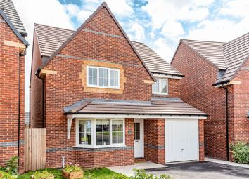 Thumbnail 4 bed detached house for sale in Mantella Drive, Tupsley, Hereford